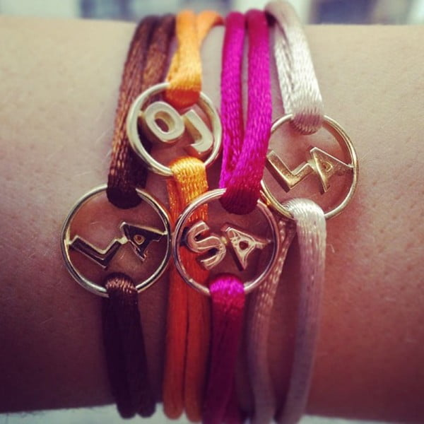 DIY Bracelet manual #DIY #crafts #jewelry