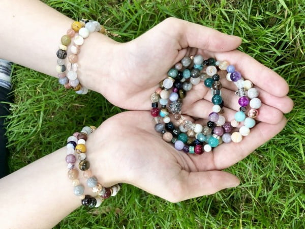 DIY Bracelet for Teens #DIY #crafts #jewelry