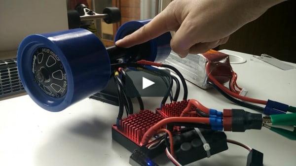 Steps for Building an Electric Skateboard [DIY Electric Skateboard] #DIY #crafts #toys