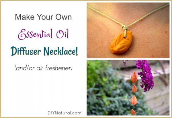 DIY Diffuser Necklace: Homemade Diffuser for Use as Jewelry and More #DIY #crafts #jewelry #necklace