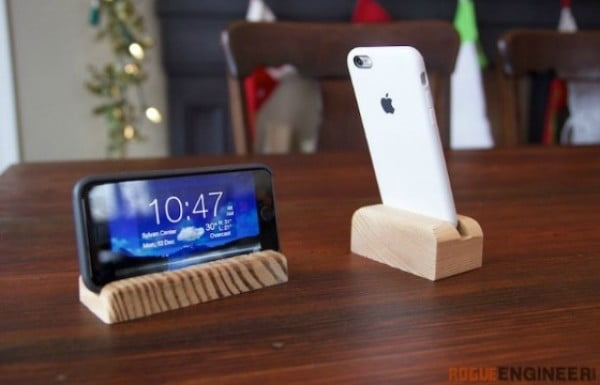 DIY Phone Stand #DIY #crafts