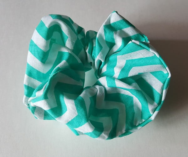 28 Easy Peasy DIY Scrunchies You Can Make in Minutes - Craft