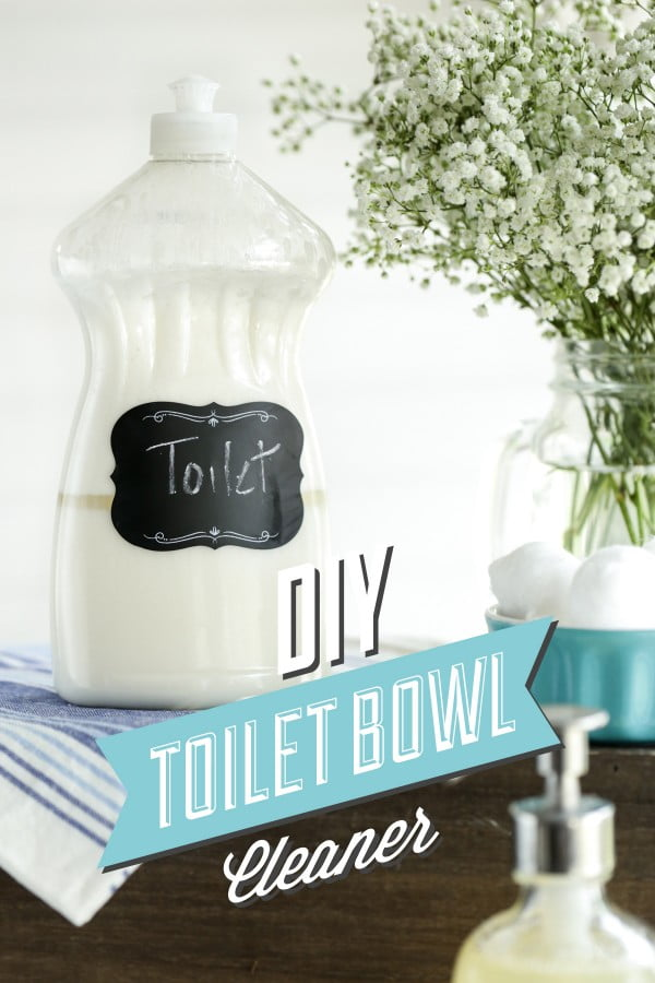 DIY Toilet Bowl Cleaner #DIY #bathroom #cleaning #fizzies #toiletbombs #crafts