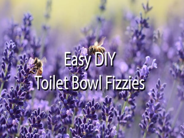 Easy DIY Toilet Bowl Fizzies #DIY #bathroom #cleaning #fizzies #toiletbombs #crafts