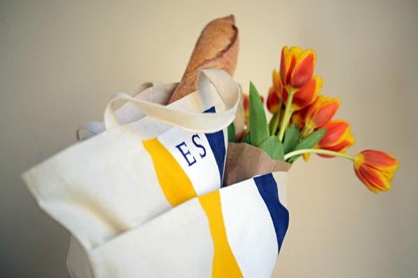 Tote Bag DIY #DIY #craft #totebag