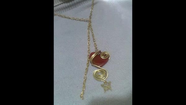 How to Make Wire Wrap Jewelry #DIY #crafts #jewelry