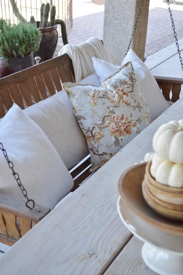 How To Make No-Sew Pillows #nosew #DIY #craft #homemade #pillow