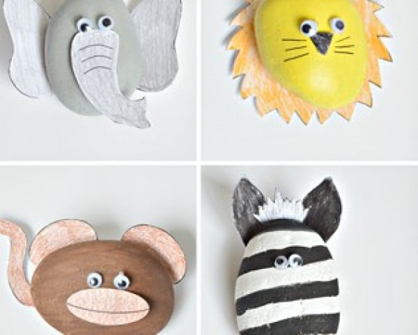 DIY PET ROCK PRINTABLES #DIY #craft #toys #petrock