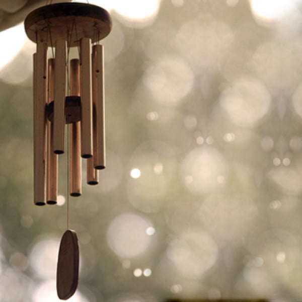 DIY Project #DIY #crafts #windchimes