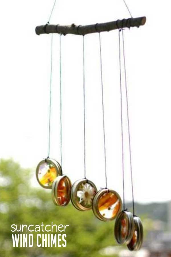 #DIY #crafts #windchimes