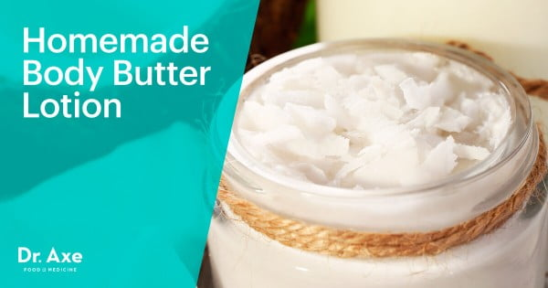 Homemade Body Butter Lotion #DIY #beauty #craft #bodybutter