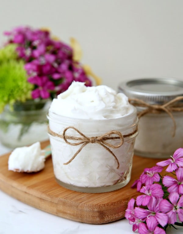 DIY Body Butter Recipe: Step by Step #DIY #beauty #craft #bodybutter