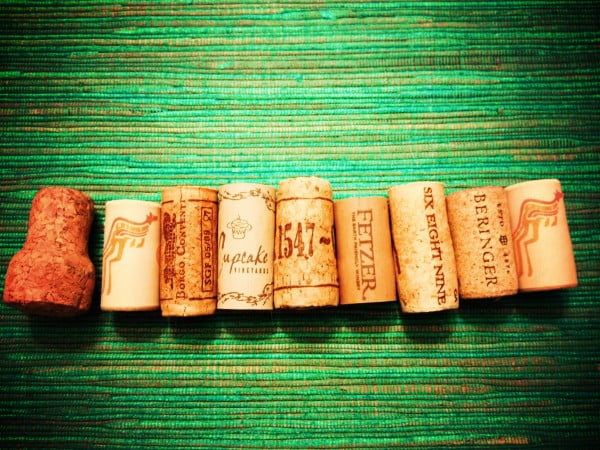 Uncorked: DIY Wine Cork Art Project #DIY #craft #winecork