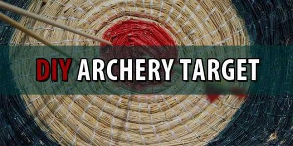 DIY Archery Target
