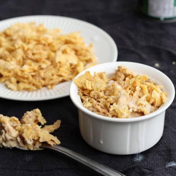 Homemade Corn Flakes Recipe