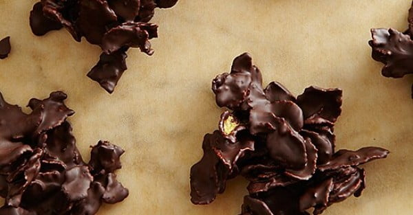 How to Make Chocolate-Covered Corn Flakes