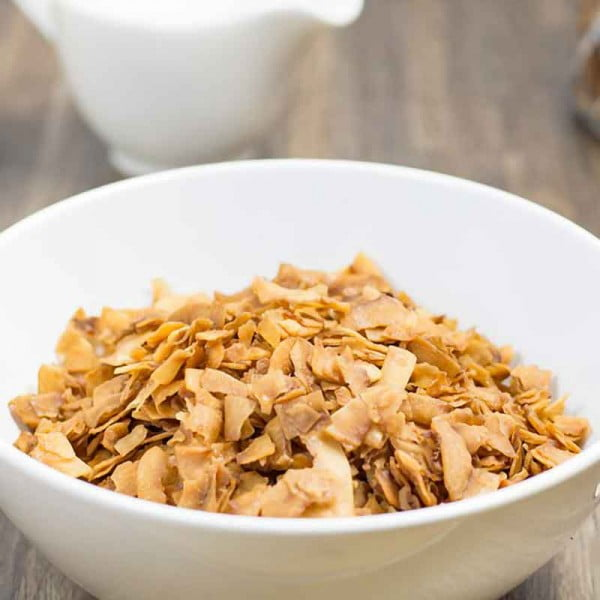 Keto Frosted Flakes Cereal Recipe
