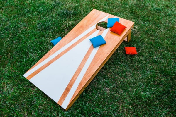 Easy-to-Build DIY Cornhole Boards