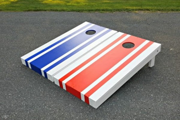 How To Make Cornhole Boards DIY