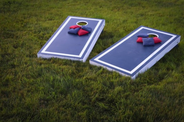 DIY: Build Your Own Cornhole Boards