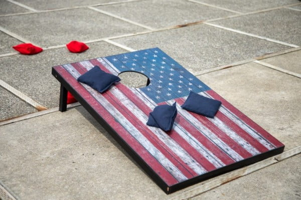 How Build Your Own Regulation Cornhole Boards