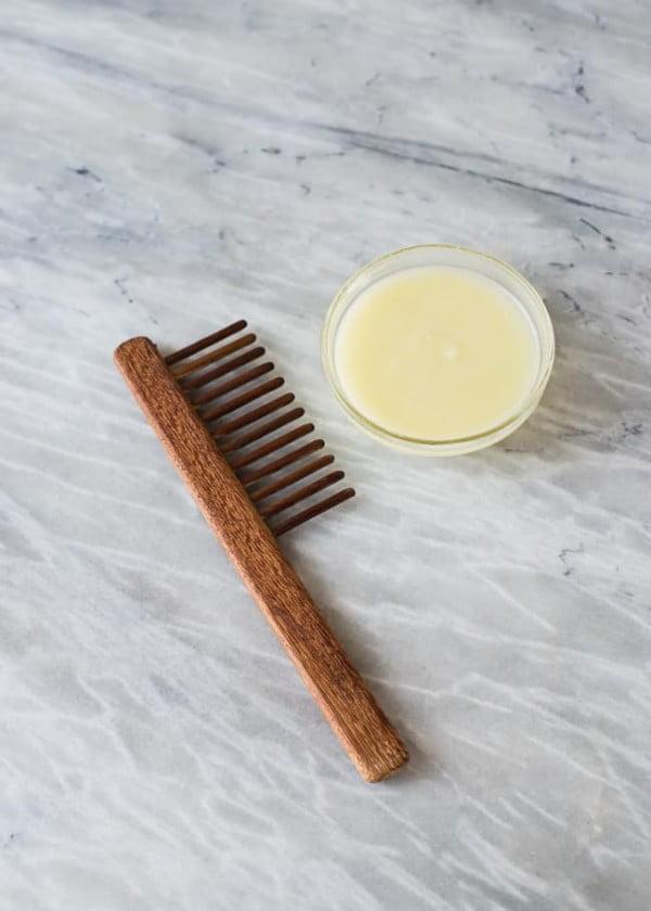 DIY Deep Hair Conditioner