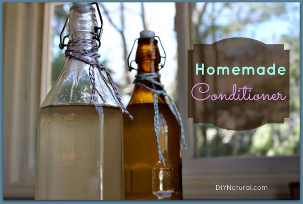Homemade Conditioner: A Simple and Effective Recipe for Soft Hair
