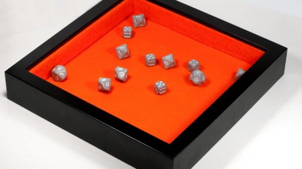 Make Your Own DIY Dice Tray Cheaply, Quickly, and Easily