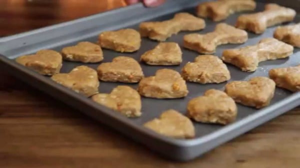 How to Make Doggie Biscuits