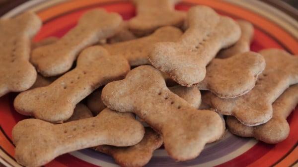 DIY Dog Treats: Easy Peasy Peanut Butter Dog Treat Recipe