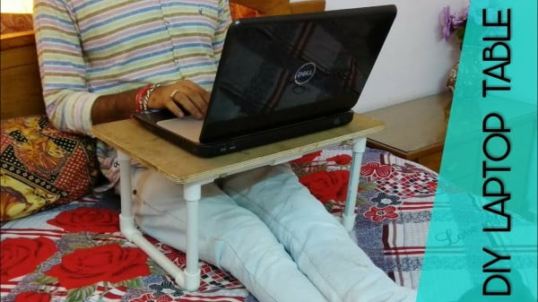 Make A Laptop Stand
