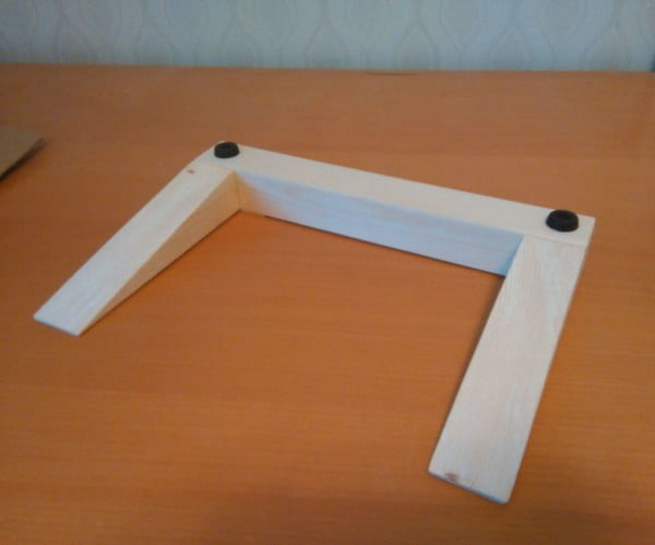 Simple Laptop Stand