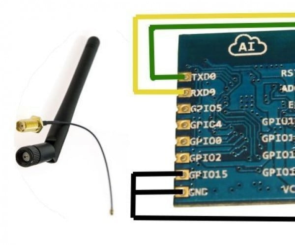 Long Range Wifi PPM / MSP