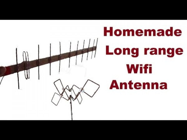 How to make long range Wifi antenna at home easy way.