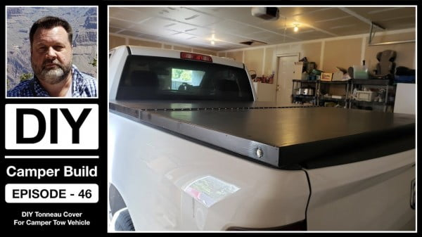 How to build a DIY tonneau cover