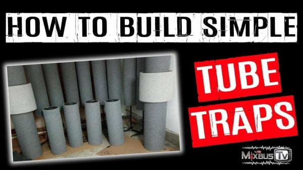 How to Build Simple Tube Traps Under $50 USD