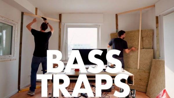 BUILDING DIY BASS TRAPS