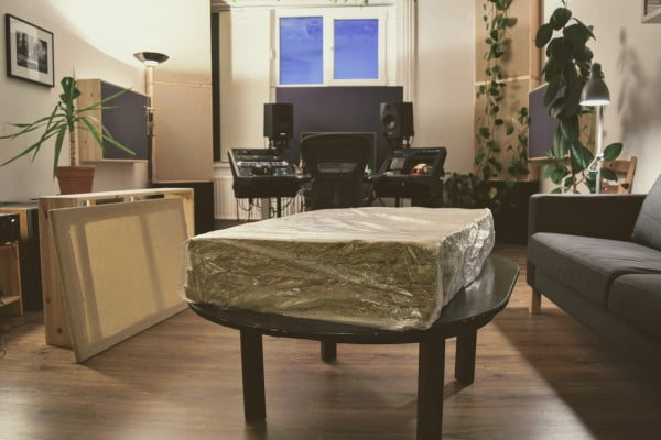 The Best (And Only) Insulation Material You Need For DIY Acoustic Absorbers — Acoustics Insider