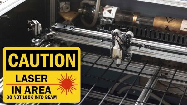 DIY Homemade Laser Cutter