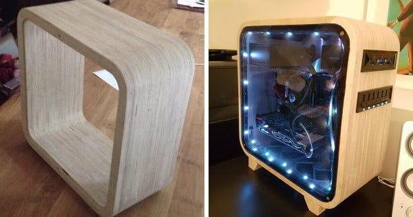 I Made A Computer Out Of Wood