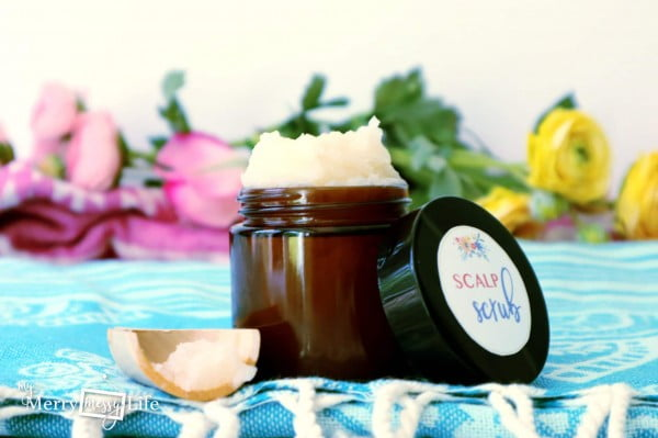 DIY Natural Scalp Scrub – My Merry Messy Life